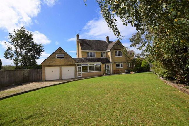 Thumbnail Detached house for sale in Pinlocks, Upton St Leonards, Gloucester