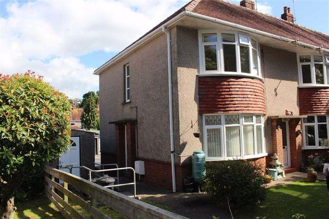 Thumbnail Flat for sale in Wimmerfield Avenue, Killay, Swansea