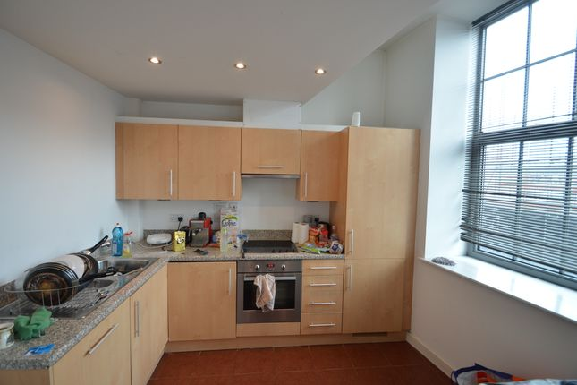 Kitchen of Block 2, The Hicking Building, Queens Road NG2