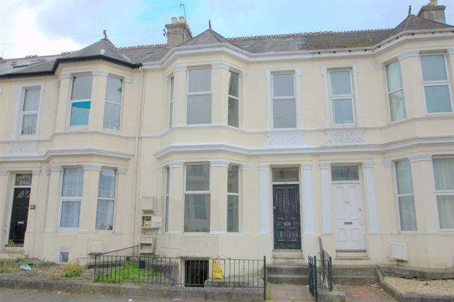 Thumbnail Maisonette to rent in Beaumont Road, St. Judes, Plymouth