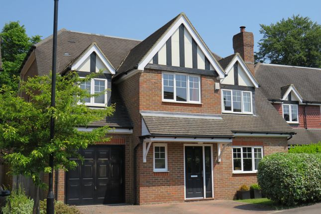 Thumbnail Detached house for sale in Birch Grove, Felbridge, East Grinstead