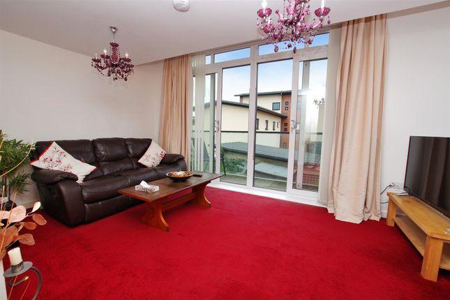Living Room of Hayman Crescent, Marlborough Park, Swindon SN3