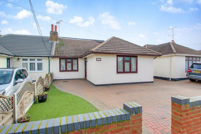 Thumbnail Semi-detached house for sale in Hazlemere Road, Benfleet