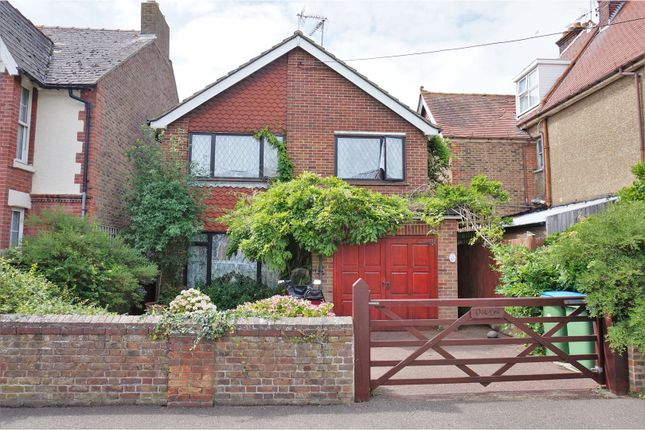Thumbnail Detached house for sale in Goda Road, Littlehampton