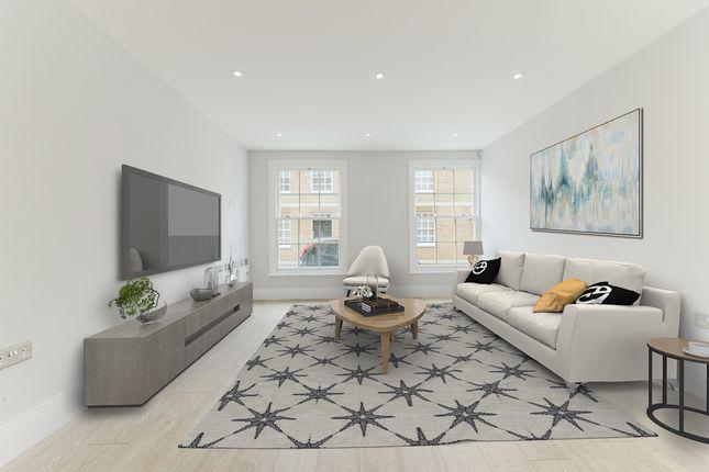 Thumbnail Flat for sale in Garrick House, High Street, Hampton Hill, Hampton