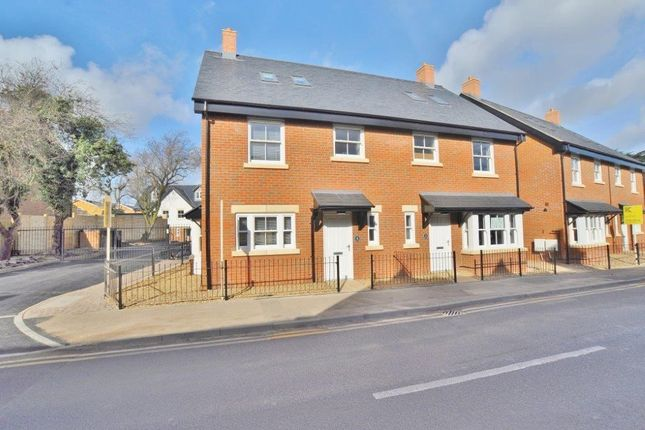 Thumbnail Semi-detached house for sale in Green Man Close, Ickleford, Hitchin