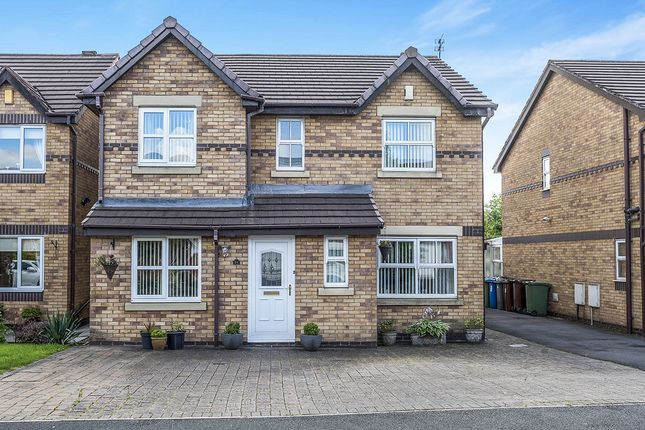 Thumbnail Detached house for sale in Mansart Close, Ashton-In-Makerfield, Wigan