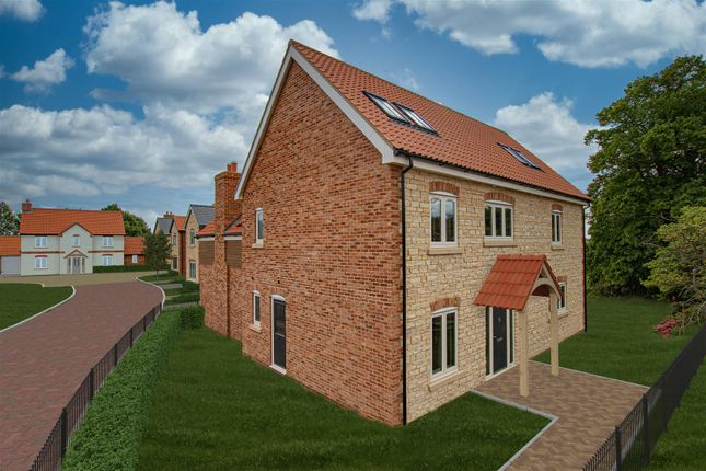 Thumbnail Property for sale in High Street, Scampton, Lincoln