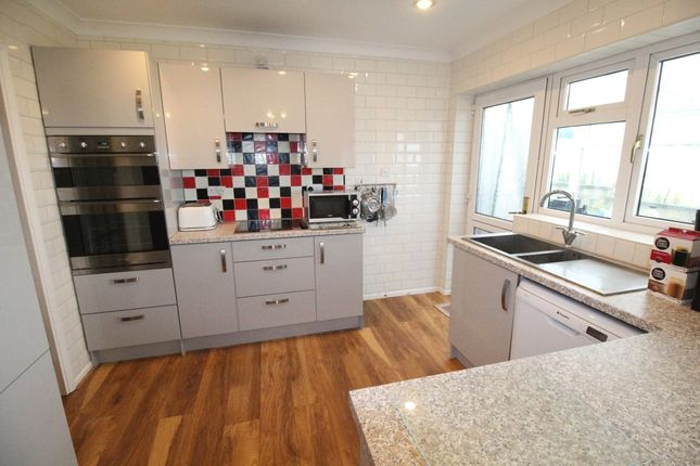 Thumbnail Bungalow for sale in Wentworth Way, Hunmanby, Filey