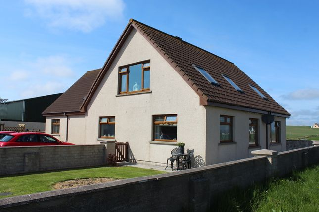 Detached house for sale in Hillside Road, Stromness, Orkney