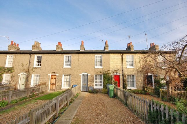 Thumbnail Terraced house to rent in Elm Street, Cambridge