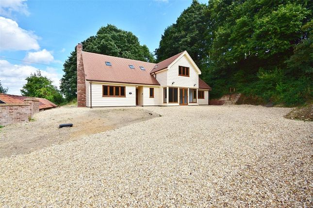 Thumbnail Detached house for sale in The Ford, Little Hadham, Ware