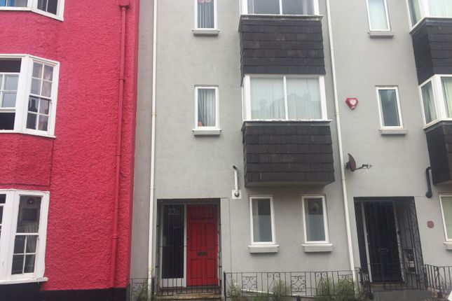 Thumbnail Terraced house to rent in Sillwood Street, Brighton