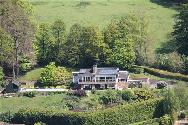 Thumbnail Detached house for sale in Leys Hill, Leys Hill, Ross-On-Wye