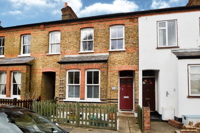 4 bed terraced house for sale in Edinburgh Road, London