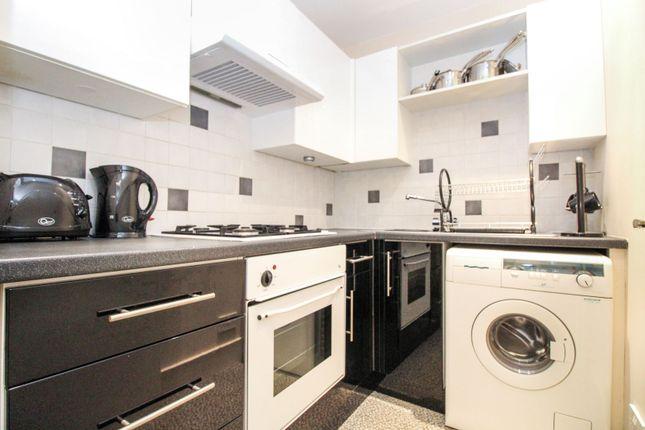 Kitchen of 37 Rosemount Viaduct, Aberdeen AB25