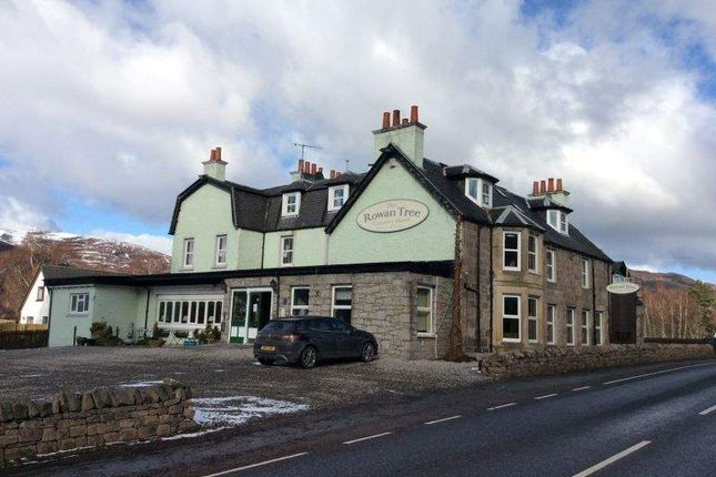 Thumbnail Hotel/guest house for sale in Loch Alvie, Aviemore