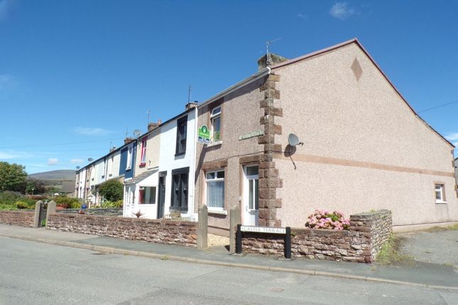 Thumbnail Terraced house to rent in Castle Terrace, Haverigg, Millom
