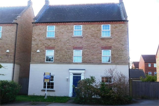 Thumbnail Detached house for sale in Belgravia Court, Worksop, Nottinghamshire