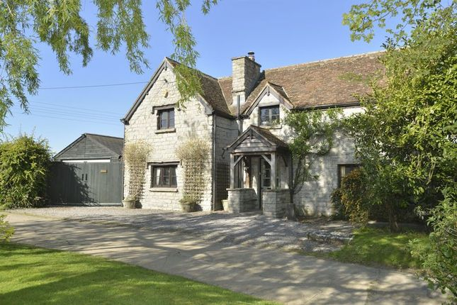 Thumbnail Detached house for sale in West Lydford, Somerton