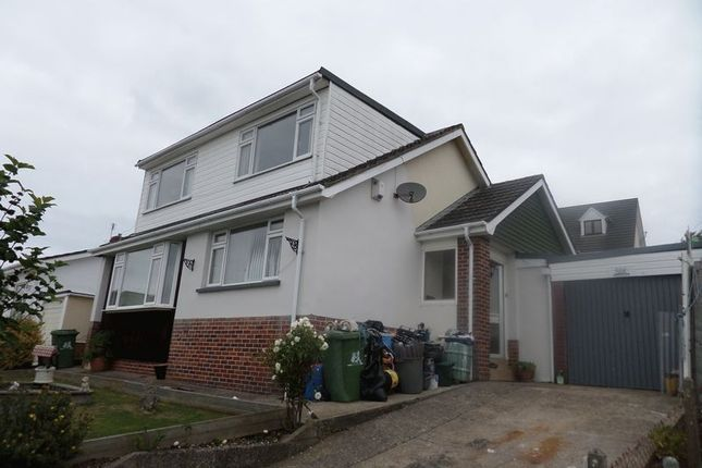 Thumbnail Detached house to rent in Adrian Close, Bideford