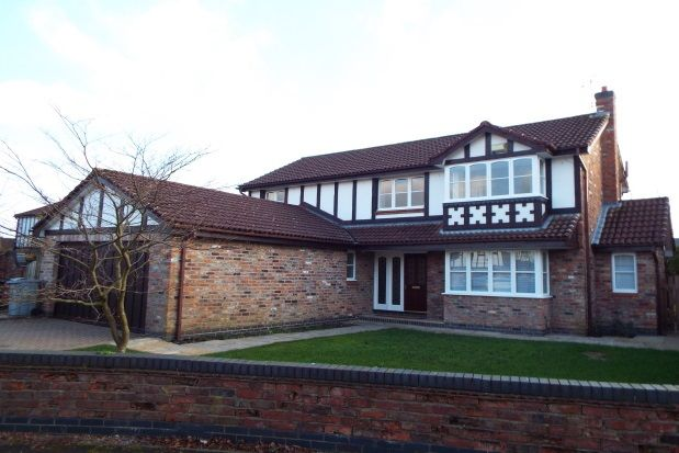 Thumbnail Property to rent in Maplewood Road, Wilmslow