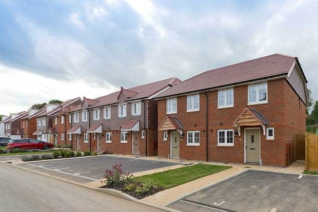 Thumbnail Detached house for sale in Priory Works, Tonbridge
