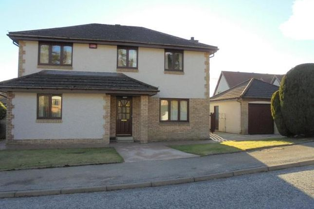 Thumbnail Detached house to rent in Pinecrest Circle, Bieldside, Aberdeen