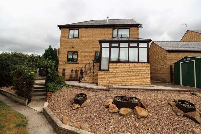 Thumbnail Semi-detached house for sale in Caldercroft, Elland