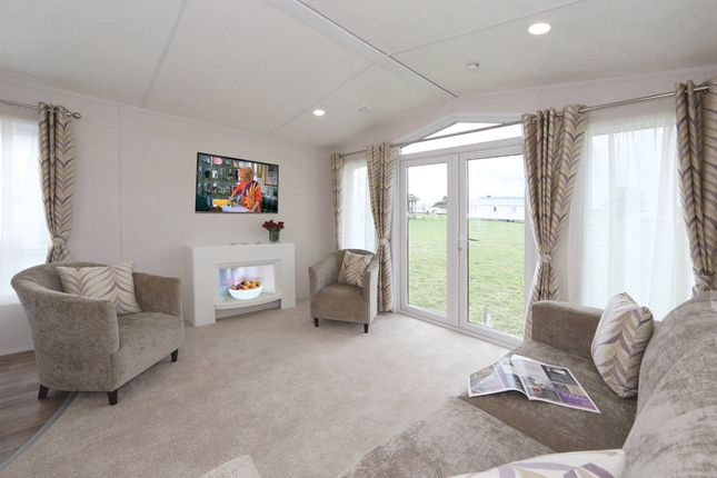 Thumbnail Lodge for sale in Slackhead Road, Hale, Milnthorpe