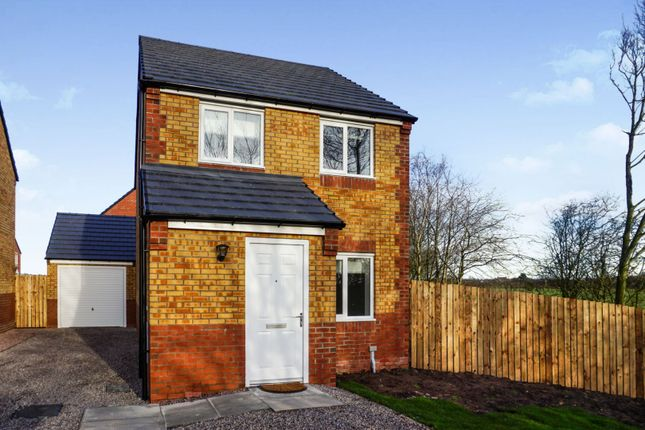 3 bedroom detached house for sale in St. Michaels Drive, Longtown
