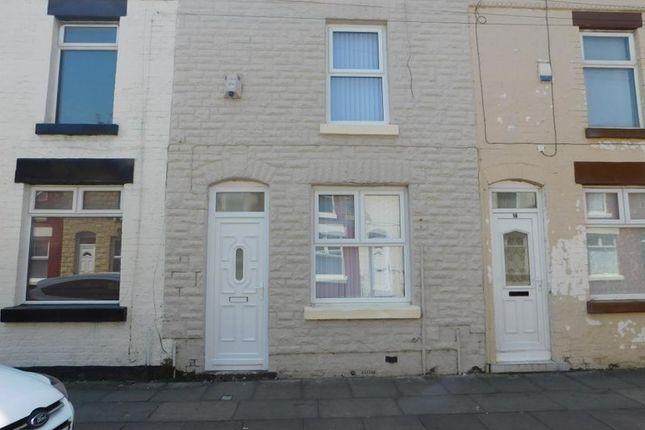Thumbnail Terraced house to rent in Dane Street, Walton, Liverpool