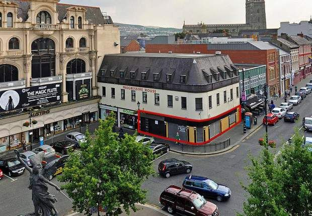 Thumbnail Retail premises to let in / 26 The Diamond, Londonderry, County Londonderry