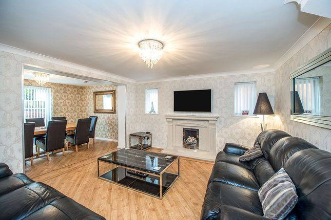 Lounge of Kingsbury Court, Skelmersdale, Lancashire WN8
