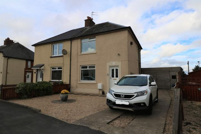 2 bed semi-detached house for sale in 54, Elphinstone Crescent, Airth FK2