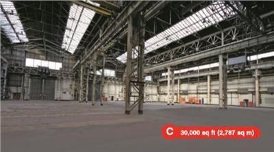 Thumbnail Industrial to let in Big Ft2, Atlantic Park, Dunnings Bridge Road, Netherton, North West