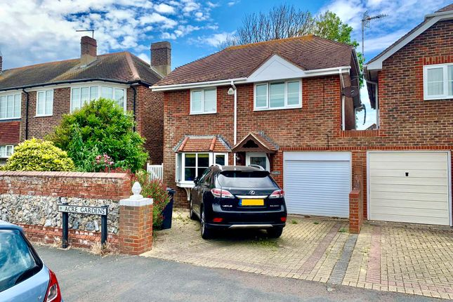 Link-detached house for sale in Boundary Road, Worthing