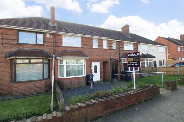 3 bed terraced house for sale in Larne Road, Birmingham B26