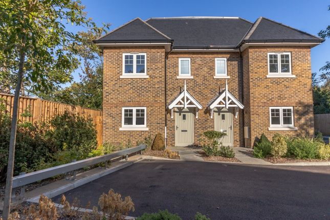 Thumbnail Semi-detached house for sale in Queens Road, Weybridge