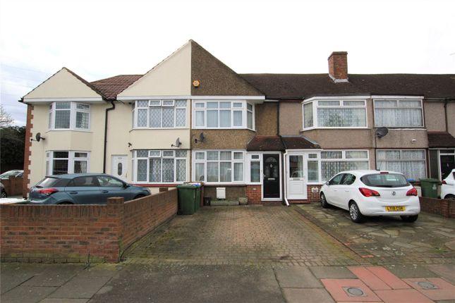 External of Harcourt Avenue, Sidcup, Kent DA15