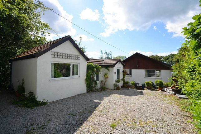 Thumbnail Bungalow for sale in Mount George Road, Feock, Truro