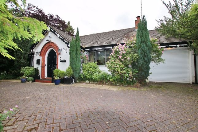 Thumbnail Detached bungalow for sale in Woolton Park, Woolton, Liverpool