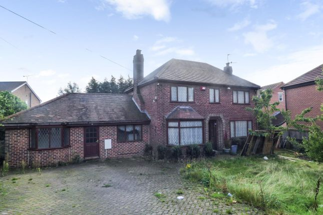 Thumbnail Detached house for sale in Hillcrest Avenue, Castleford