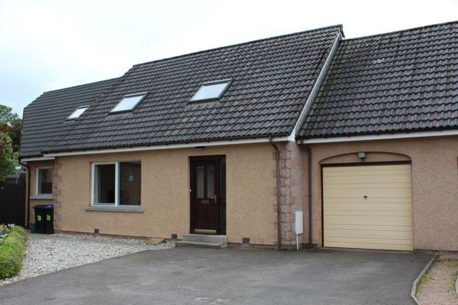 Thumbnail Detached house to rent in Golfview Crescent, Kemnay