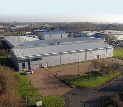 Thumbnail Light industrial to let in EE Data Centre, Senhouse Road, Yarm Road Industrial Estate, Darlington