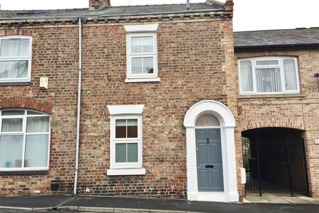 Thumbnail End terrace house to rent in Anne Street, York
