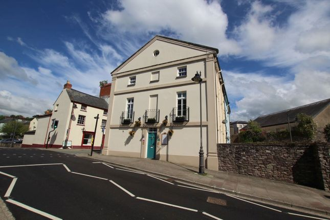Thumbnail Town house for sale in Market Street, Brecon