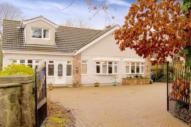 Thumbnail Detached house for sale in Glenfield Road, Plymouth, Devon