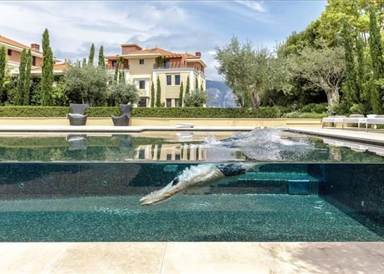 Thumbnail Detached house for sale in 26 Avenue Jean Mermoz, 06230 Saint-Jean-Cap-Ferrat, France
