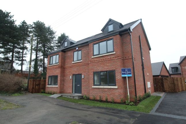 Thumbnail Detached house for sale in Padgbury Lane, Congleton